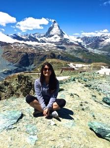 Saya Matterhorn