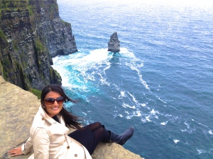 Cliffs of Moher Saya
