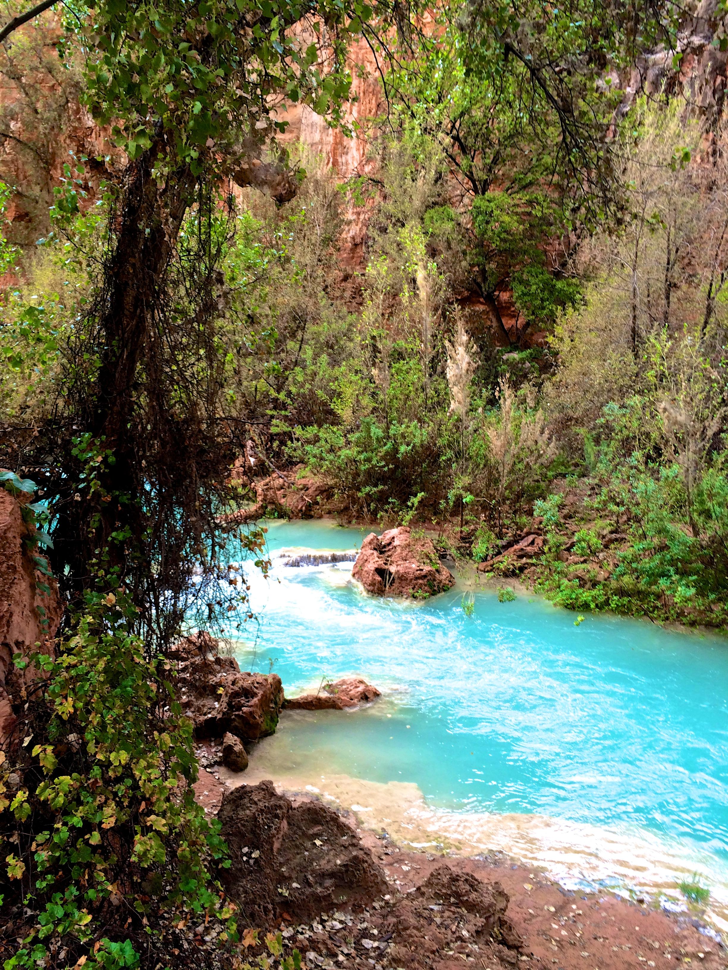hike to havasu falls, arizona – vacayhack