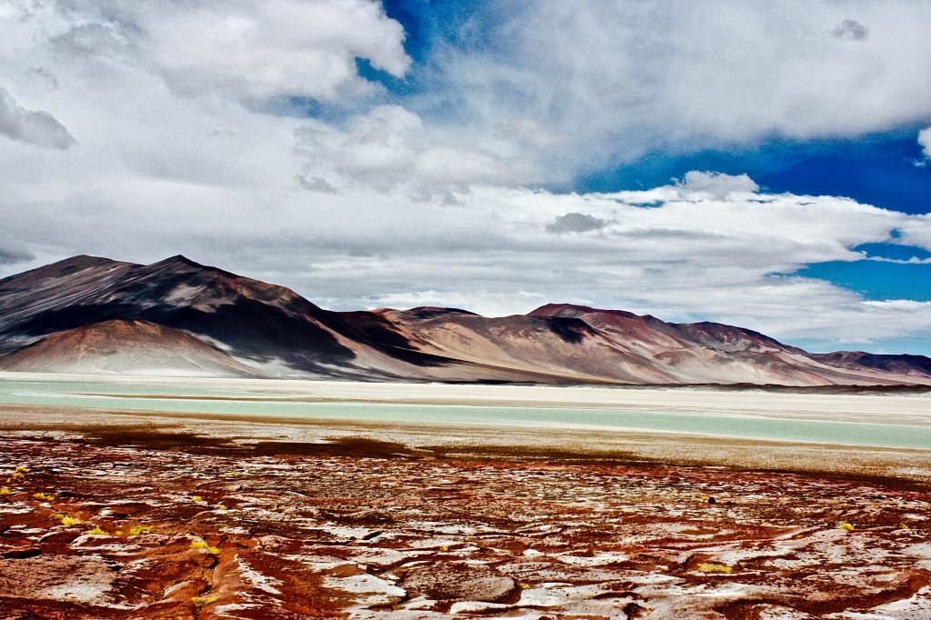 Chile San Pedro de Atacama Piedras Rojas