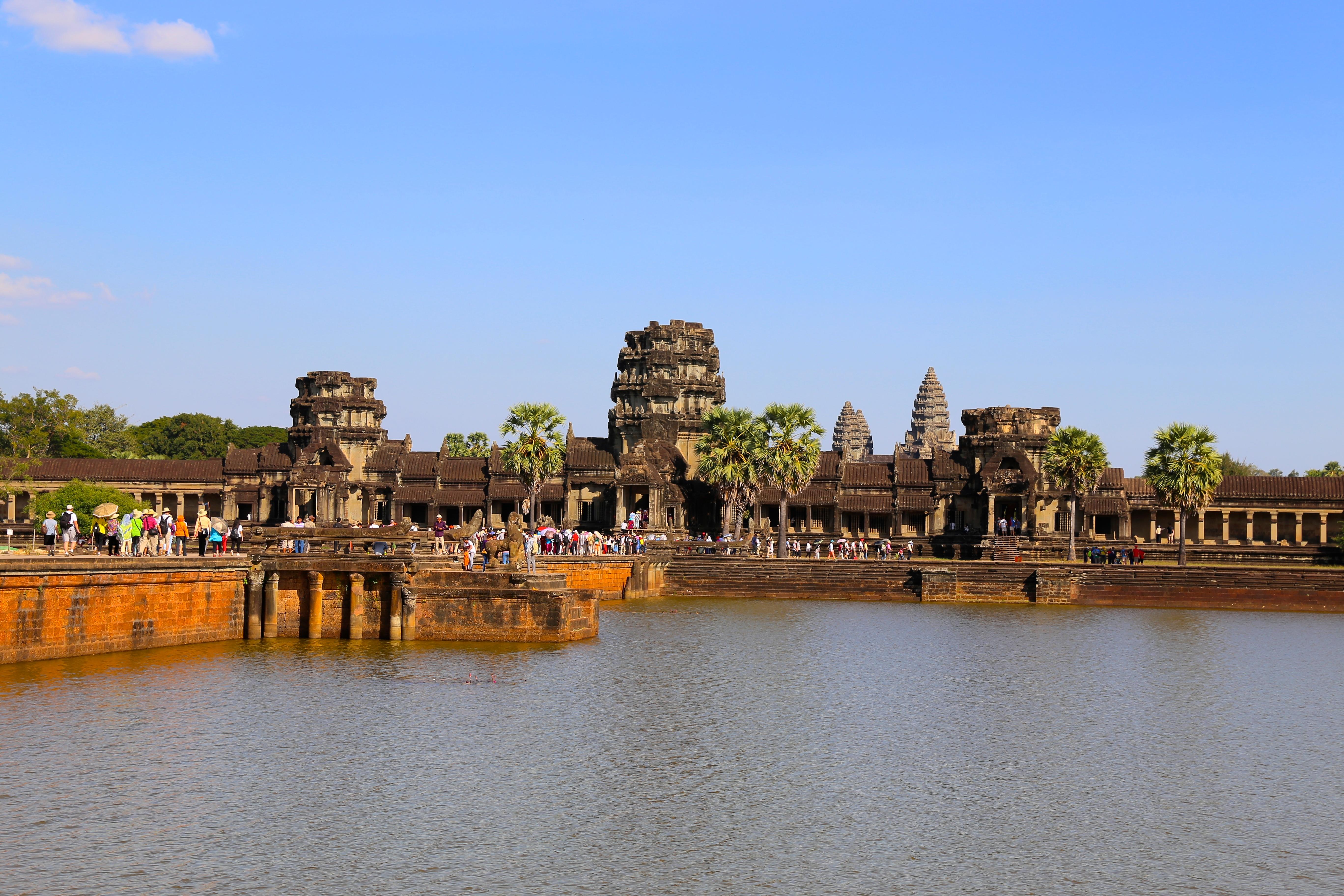 Angkor Wat, Cambodia - VacayHack