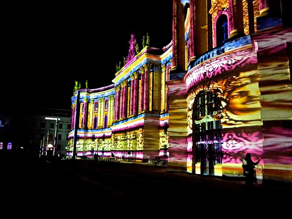 The Festival of Lights in Berlin