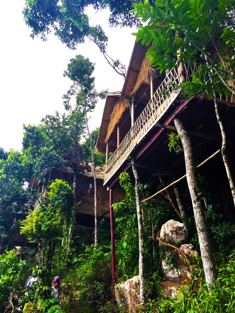 Stay in a Treehouse on Koh Rong