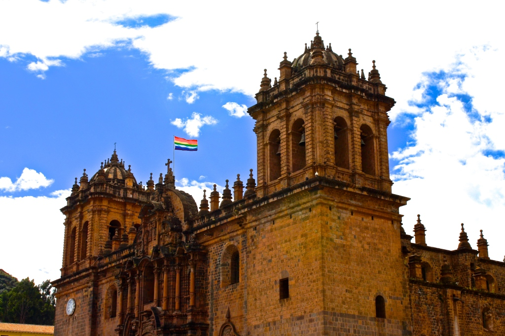 Church of Santo Domingo in Cusco