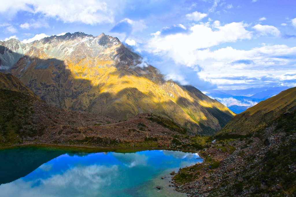 Cusco Salkantay Trail Trek