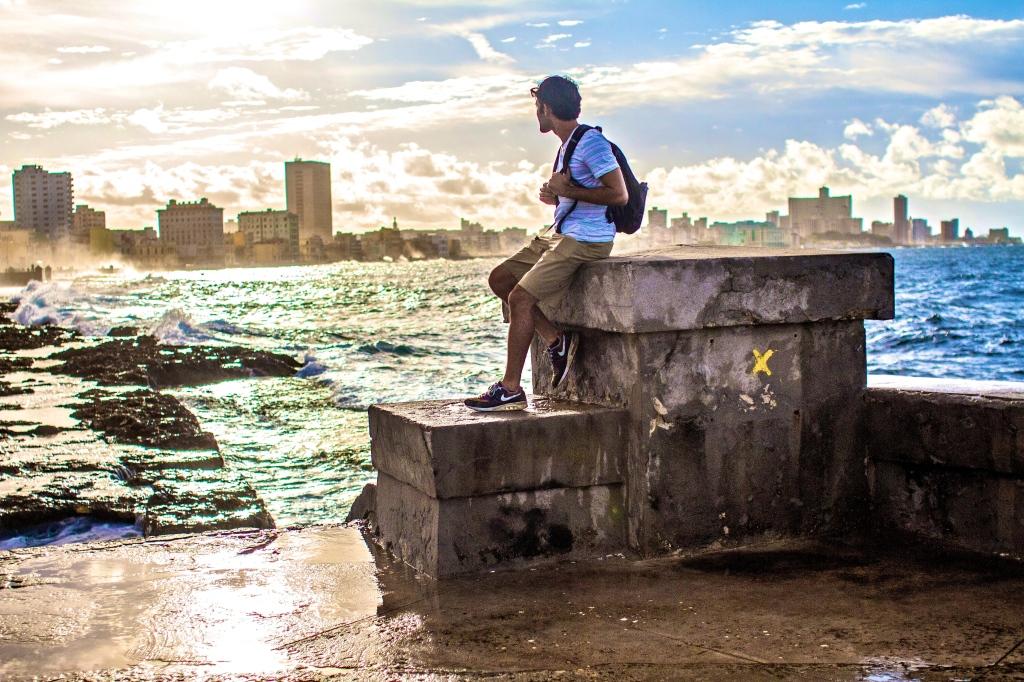 Havana Cuba Ocean