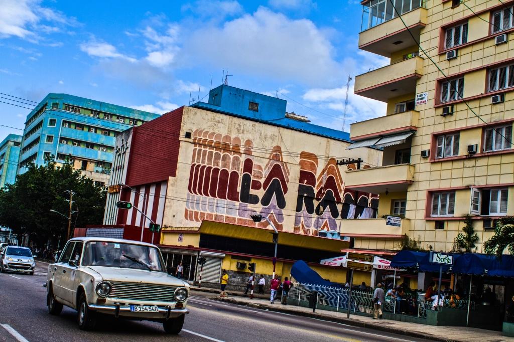 havana cuba street