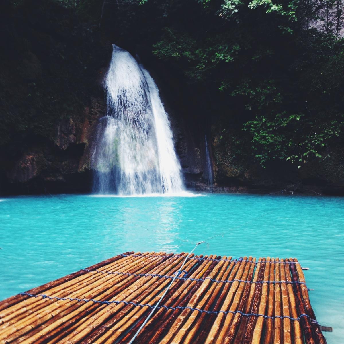 Blue City Morocco Kawasan Falls Cebu Philippines Vacayhack