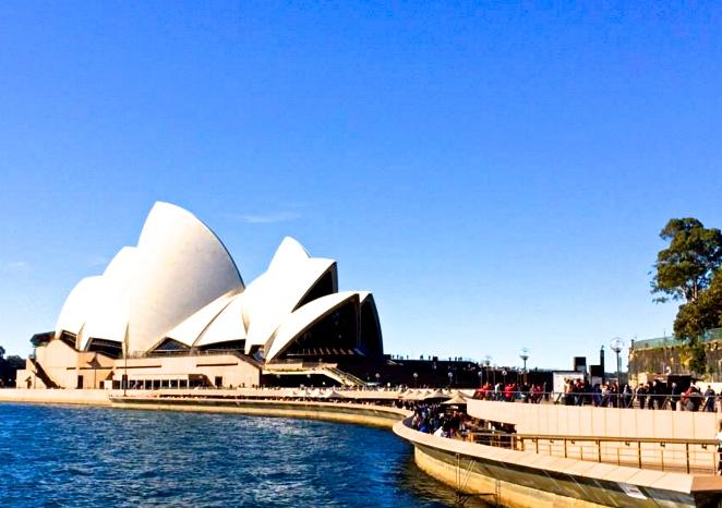 Sydey Opera House Circular Quay