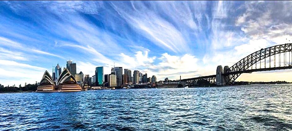 Sydney Opera House Circular Quay