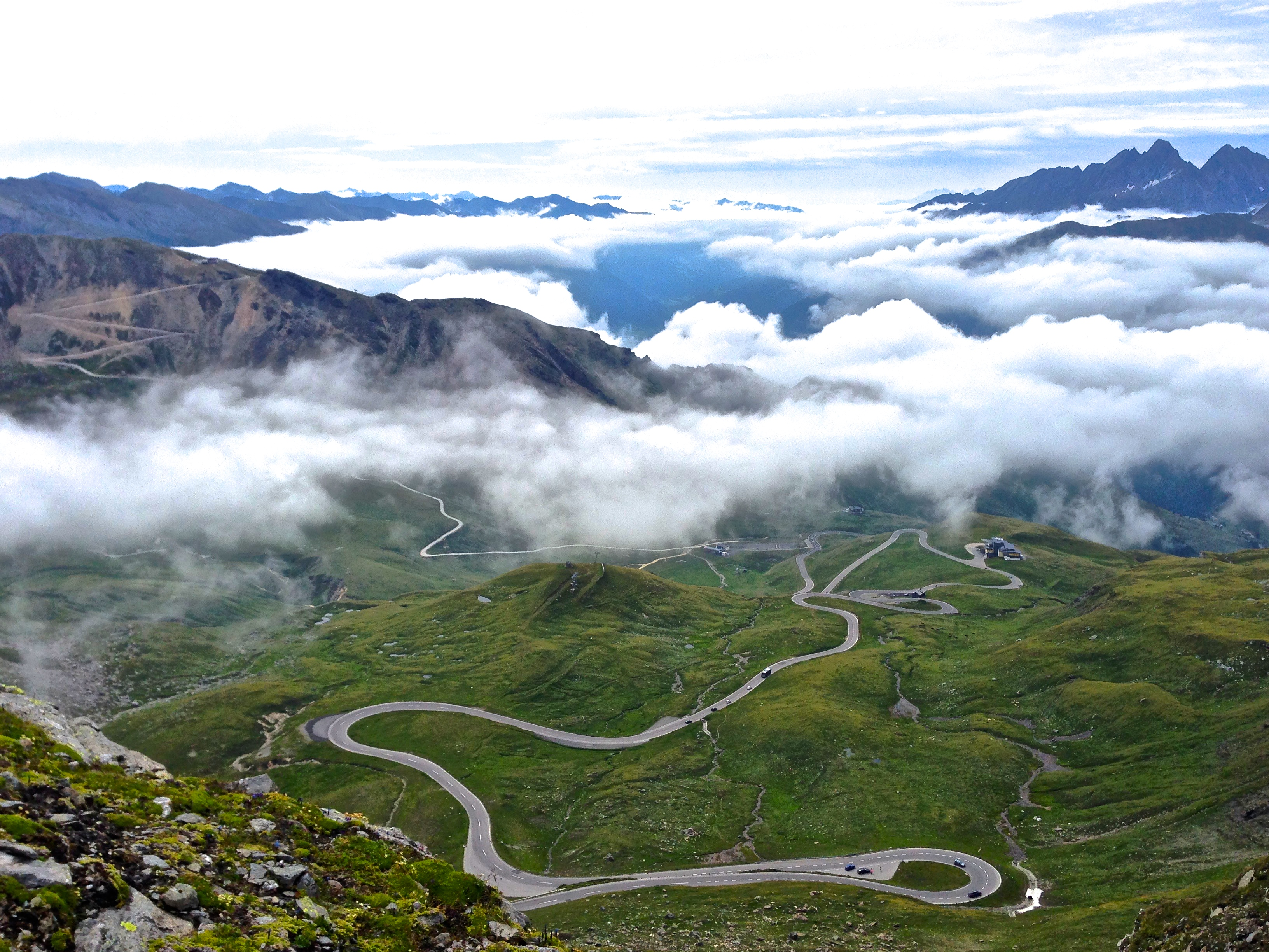 The High Alpine Road, Austria – VacayHack