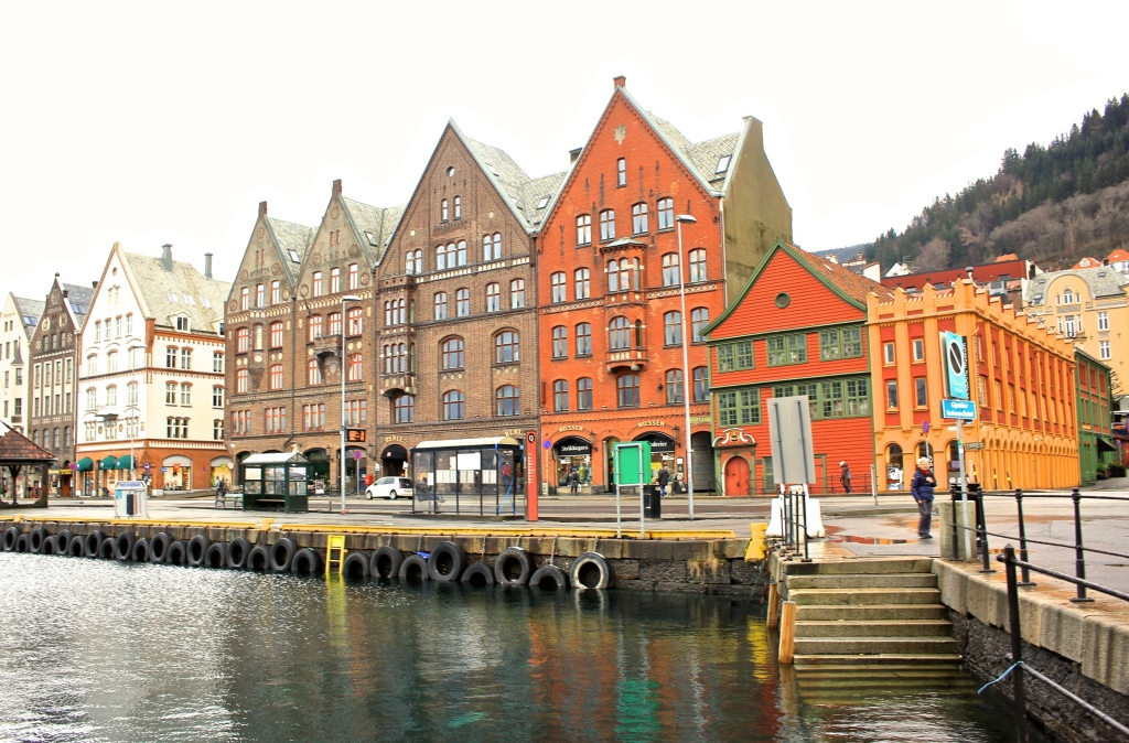 Bryggen Hanseatic Wharf