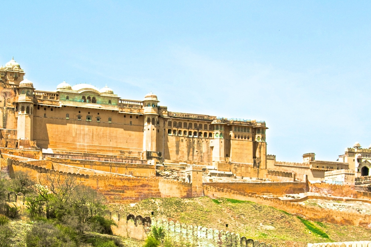 Amer Fort, Jaipur, India – VacayHack