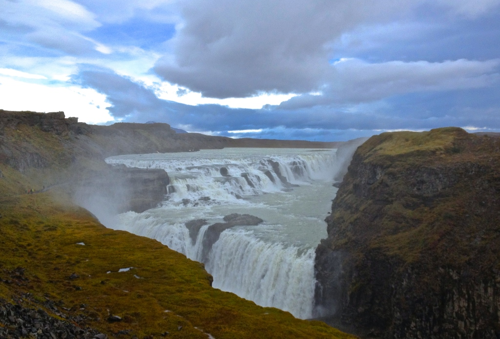 gullfoss iceland golden circle