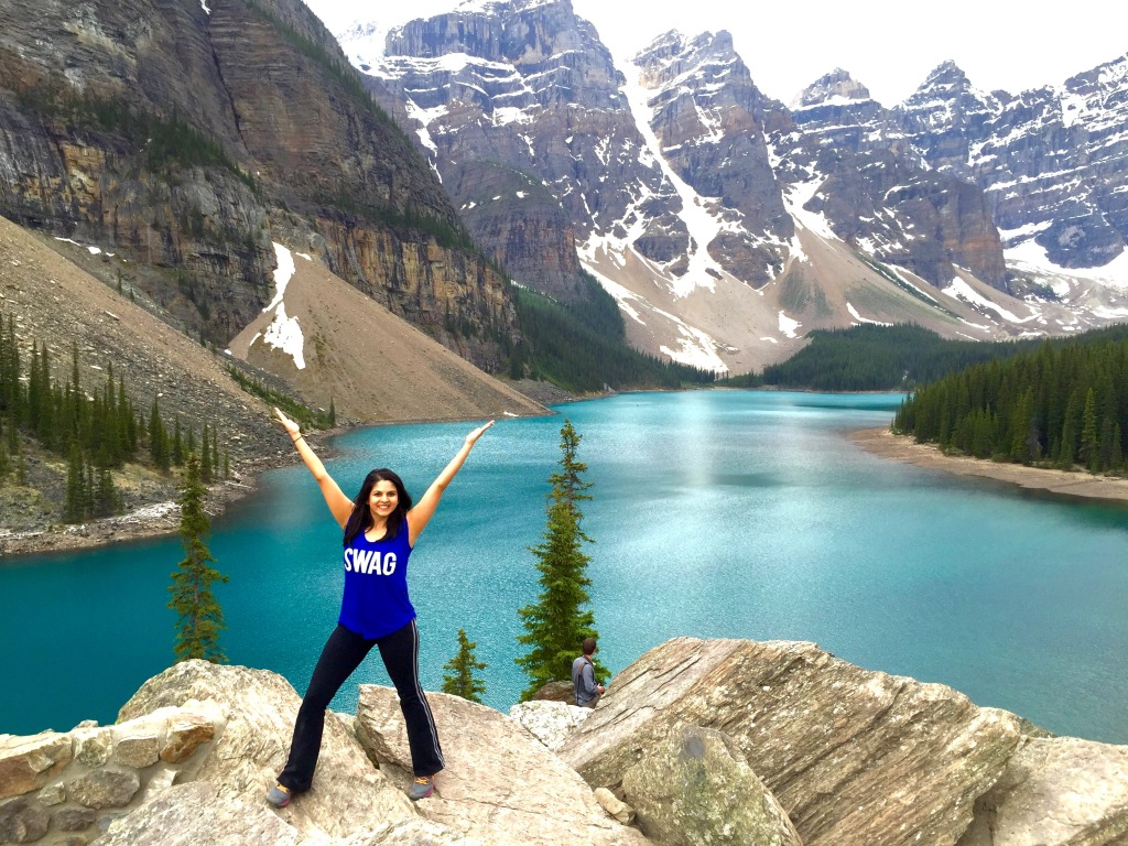 Thanks to Nirali for her awesome travel tips on Banff National Park!